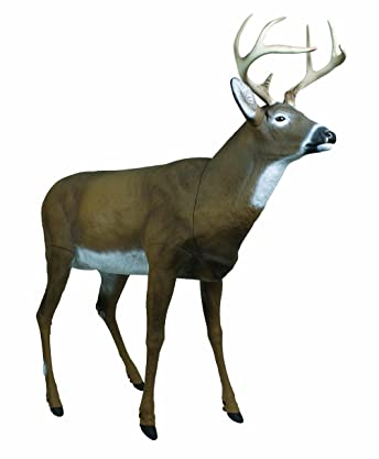 Flambeau Outdoor 5965MS Masters Series Deer Decoy, Boss Buck