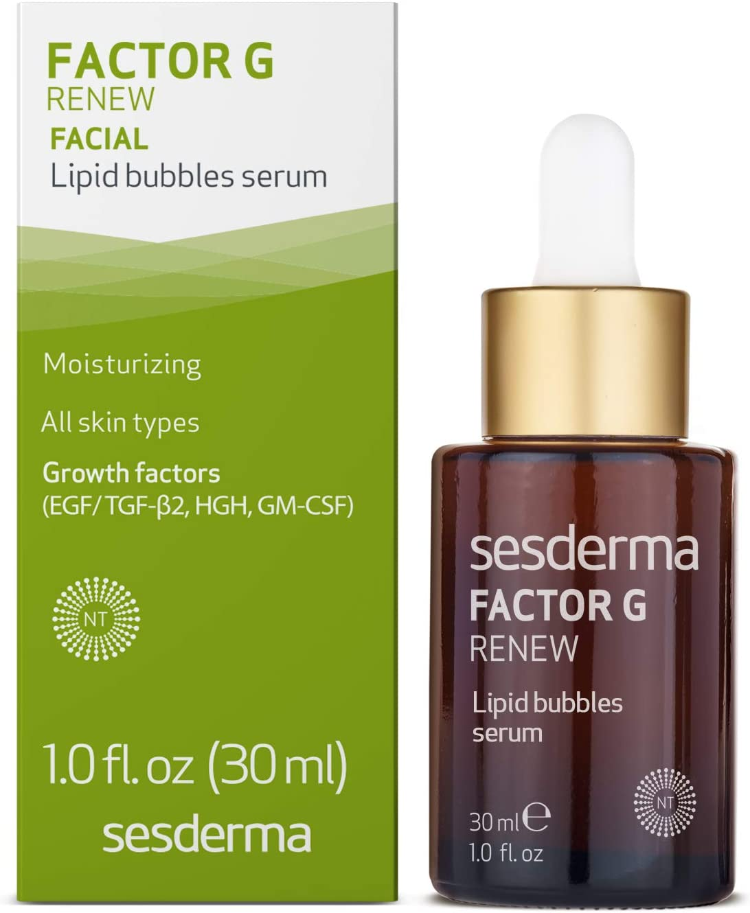Sesderma Factor G Renew Antiedad, 30 ml: Amazon.es: Belleza
