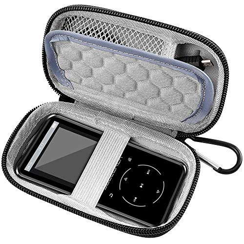 MP3 & MP4 Players Case for SOULCKER/G G Martinsen/Grtdhx/iPod Nano/Sandisk  Music Player/Sony NW-A45/B Walkman and Other Music Player with Bluetooth