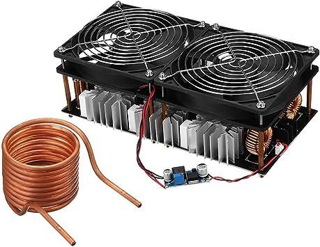 Etase 2500W ZVS Inducti en el Calentador MáQuina de Calentamiento ...