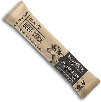Cherky Sticks De Ternera Con Ajo Negro Y Shiitake 500 g ...