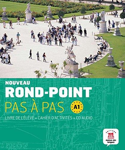 Download Rond-Point Pas a Pas: Livre De L'Eleve + Cahier D'Activites + CD (Level A1) (French Edition) ebook
