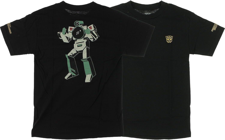 Primitive Transformers Vx T-Shirt Size X-Large Black