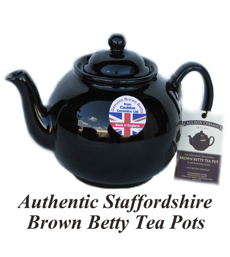 Traditional English Teapot | amazon.com