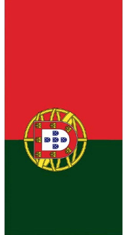 Managal Toalla de baño Portugal-bandera: Amazon.es: Deportes y aire libre