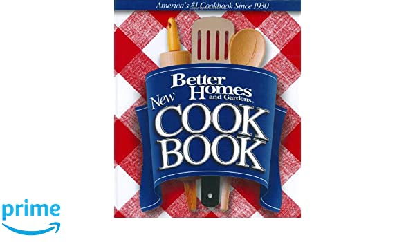 New Cook Book (Better Homes and Gardens Test Kitchen): Amazon.es: Better Homes & Gardens: Libros en idiomas extranjeros