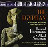 The Egyptian: First Digital Recording of the Film Score