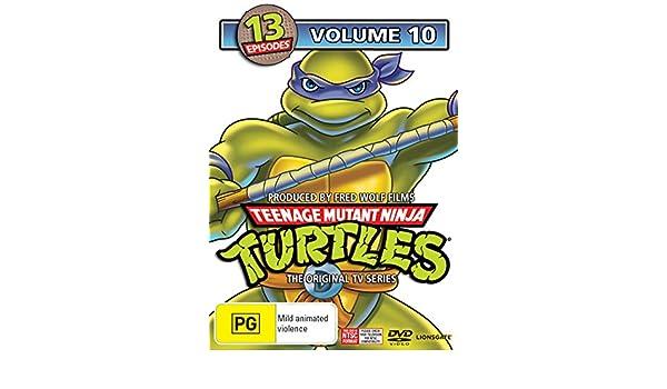 Teenage Mutant Ninja Turtles - Volume 10 Edizione: Australia ...