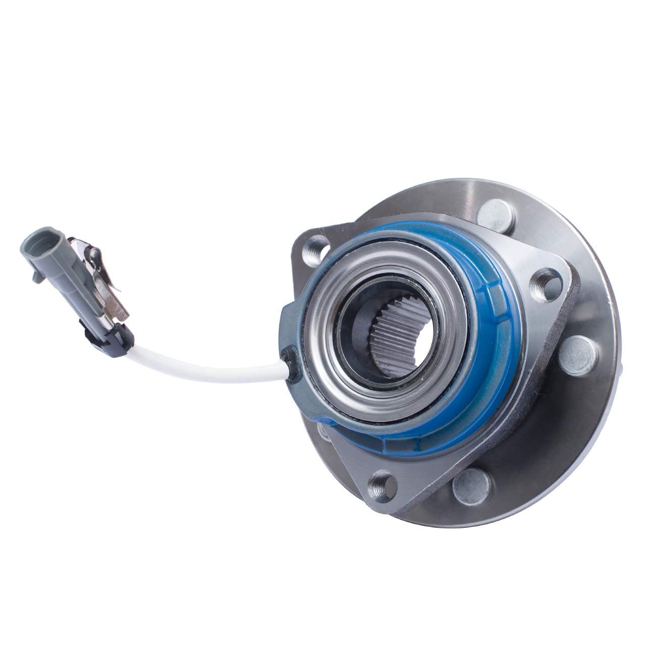 TUCAREST 512223 Rear Wheel Bearing and Hub Assembly Compatible With 2003-2007 Cadillac CTS Base and Platinum Models 5 Stud Hub W//ABS Base Models 2005-2011 STS
