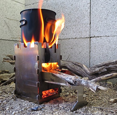 Cheap Fortress Survival Stove