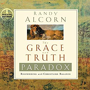 The Grace and Truth Paradox Audiobook