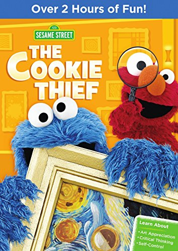 Sesame Street: The Cookie Thief (Cookie Rudolph)