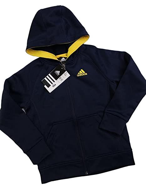 Adidas climawarm youth zip up jacket