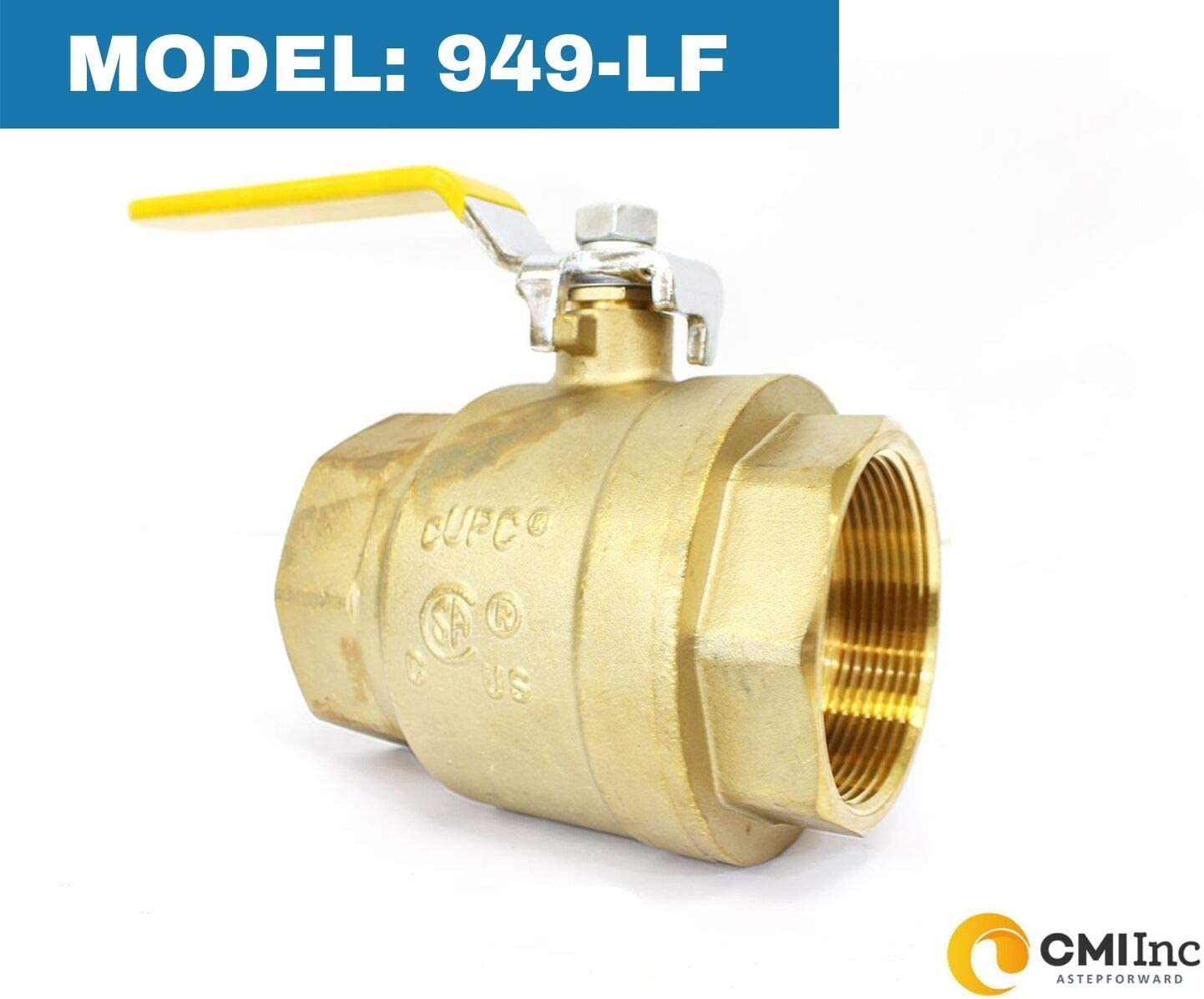 Marhynchus Brass Ball Valve Corrosion Resistant 3//8in Ball Valve Double Female Thread Water Pipe Ball Valve