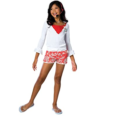 Gabriella Lifeguard Costume - Child Small: Toys & Games