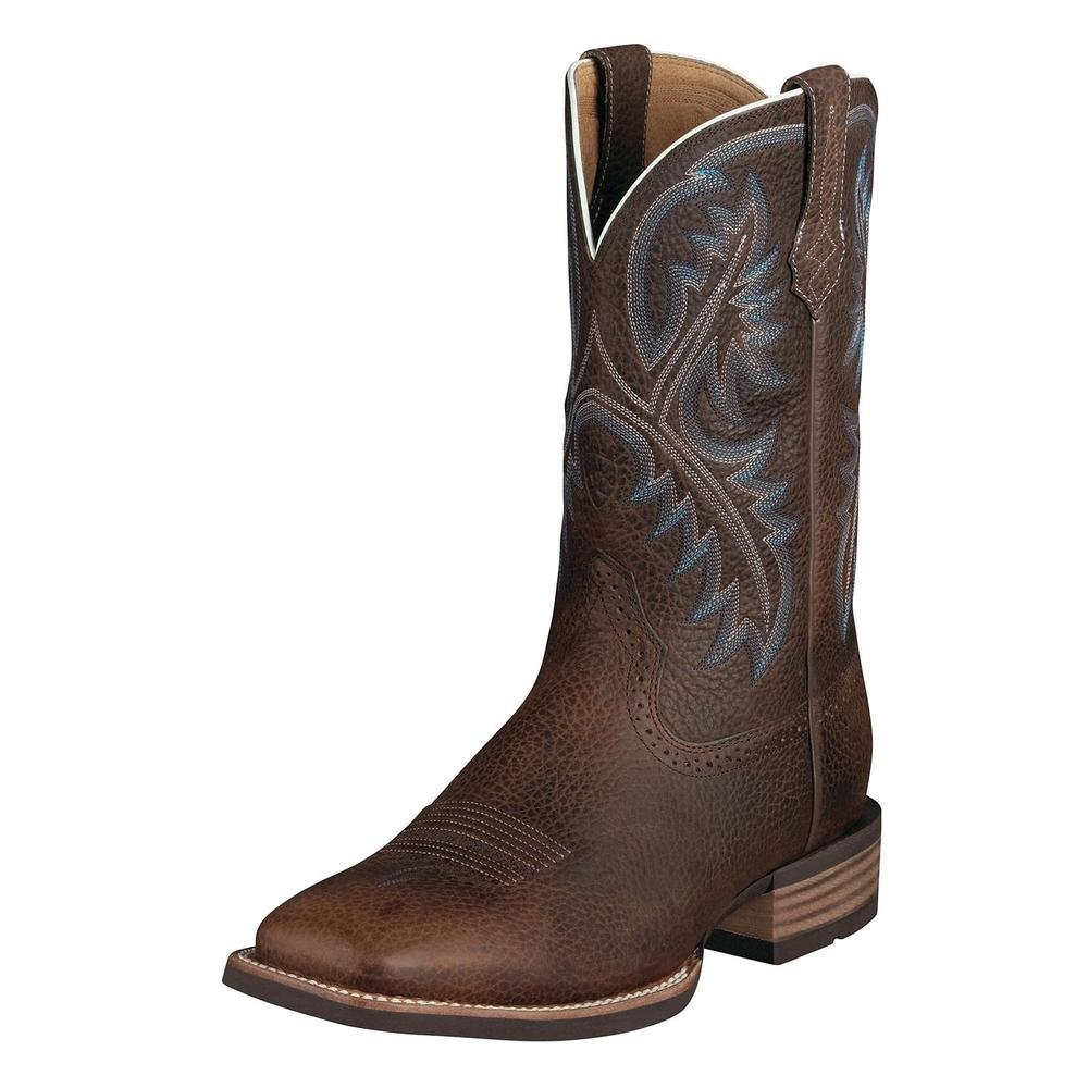 Brown ARIAT Women's Quickdraw Western Boot