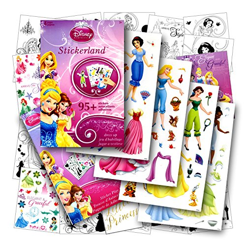 Disney Princess Activity Pack - 4
