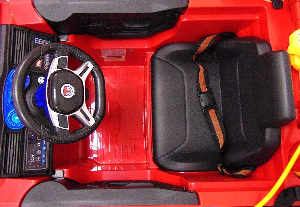 2.4 Ghz Casque Lance /à Eau MINICARS Camion Pompiers /électrique Enfant 122 cm