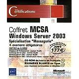 Coffret MCSA windows server 03