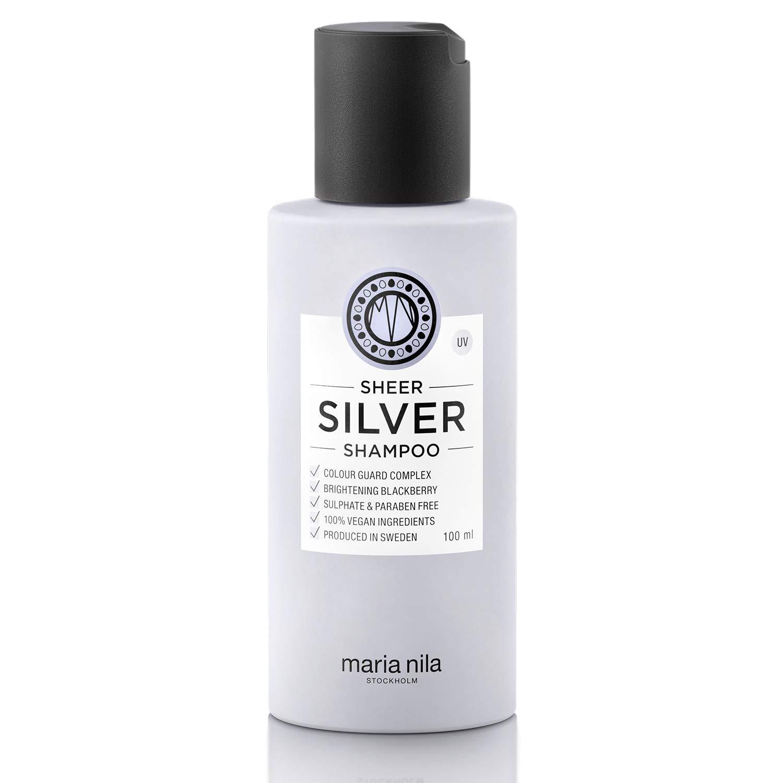 Maria Nila Sheer Silver Shampoo 100 ml