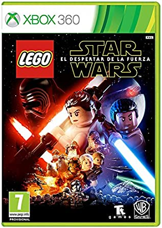 LEGO Star Wars: El Despertar De La Fuerza (Episodio 7): Amazon.es ...