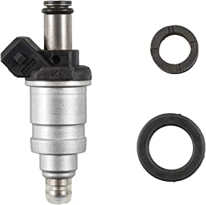 JRL Fuel Injector 65L-13761-00-00 for Yamaha 150/200/225 HP 2 Stroke