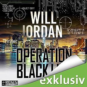 Operation Black List (Ryan Drake 4) Hörbuch