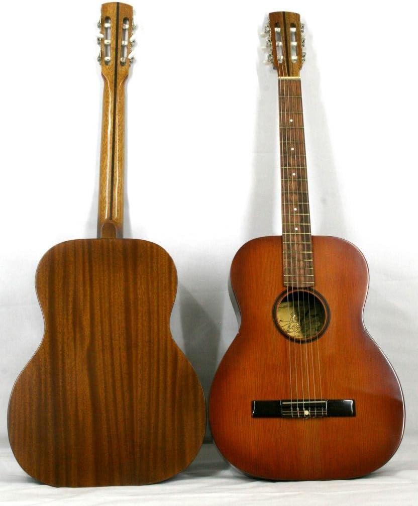 Musikalia Luthery VINTAGE Classic Guitar Studio modelo - fabricado entre los años 1970 y 1990
