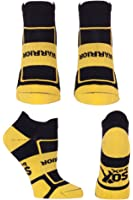 The Sox Box Performance Footies - Warrior