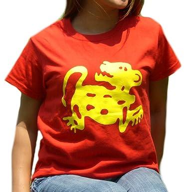 amazon com red jaguars legends of the hidden temple womens t shirt