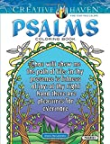 Creative Haven Psalms Coloring Book (Adult Coloring)