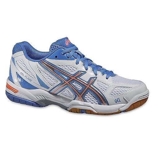 ASICS Gel Flare 5 (GS), Chaussures de Salle pour Enfants