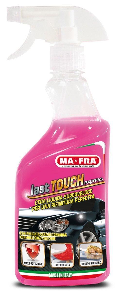 Cera liquida auto istantanea 500 ml MA-FRA LAST TOUCH EXPRESS MA FRA