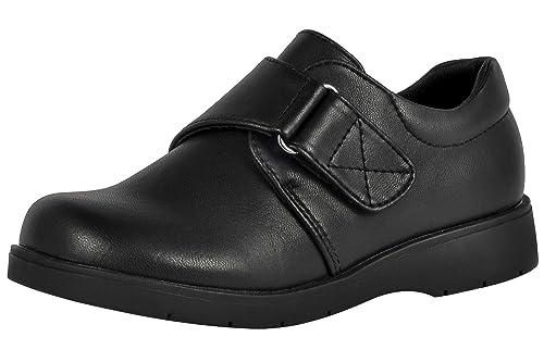 Amazon.com: Skoex - Zapatos de uniforme de colegio para niño ...