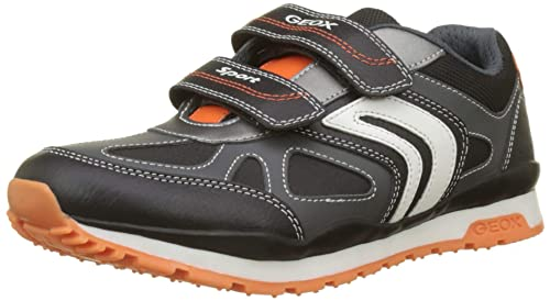 7400d7899 Geox Boys' J Pavel a Low-Top Sneakers: Amazon.co.uk: Shoes & Bags