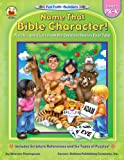 Best Carson-Dellosa Ever Books - Name That Bible Character!, Grades PK - K: Review