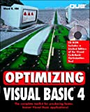 Optimizing Visual Basic Applications, Que Development Group Staff, 0789702061