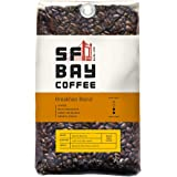 San Francisco Bay Coffee, Breakfast Blend- Whole Bean, 2-Pound (32 oz.)