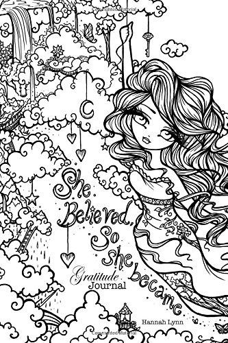 Download Gratitude Journal: She Believed, So She Became ebook