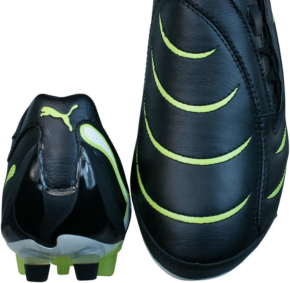 Puma PowerCat 2.10 Synth Grass Homme en Cuir Chaussures de