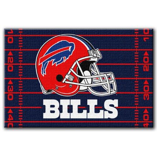 Buffalo Bills 40 x 60 Rug - Team Nfl Tufted Rug
