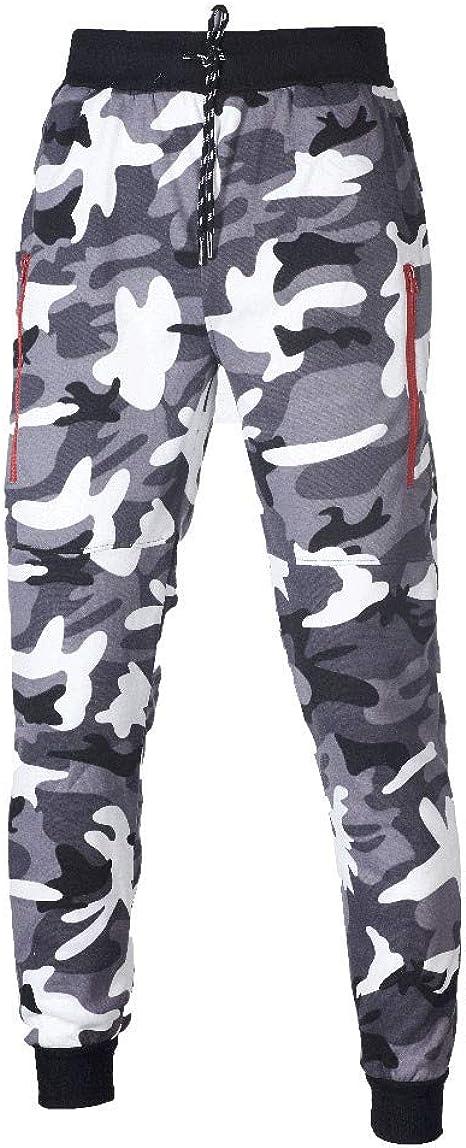 Sudadera de Camuflaje otoñal de Invierno para Hombre, pantalón Superior, Conjuntos de chándal de Traje Deportivo por Internet.