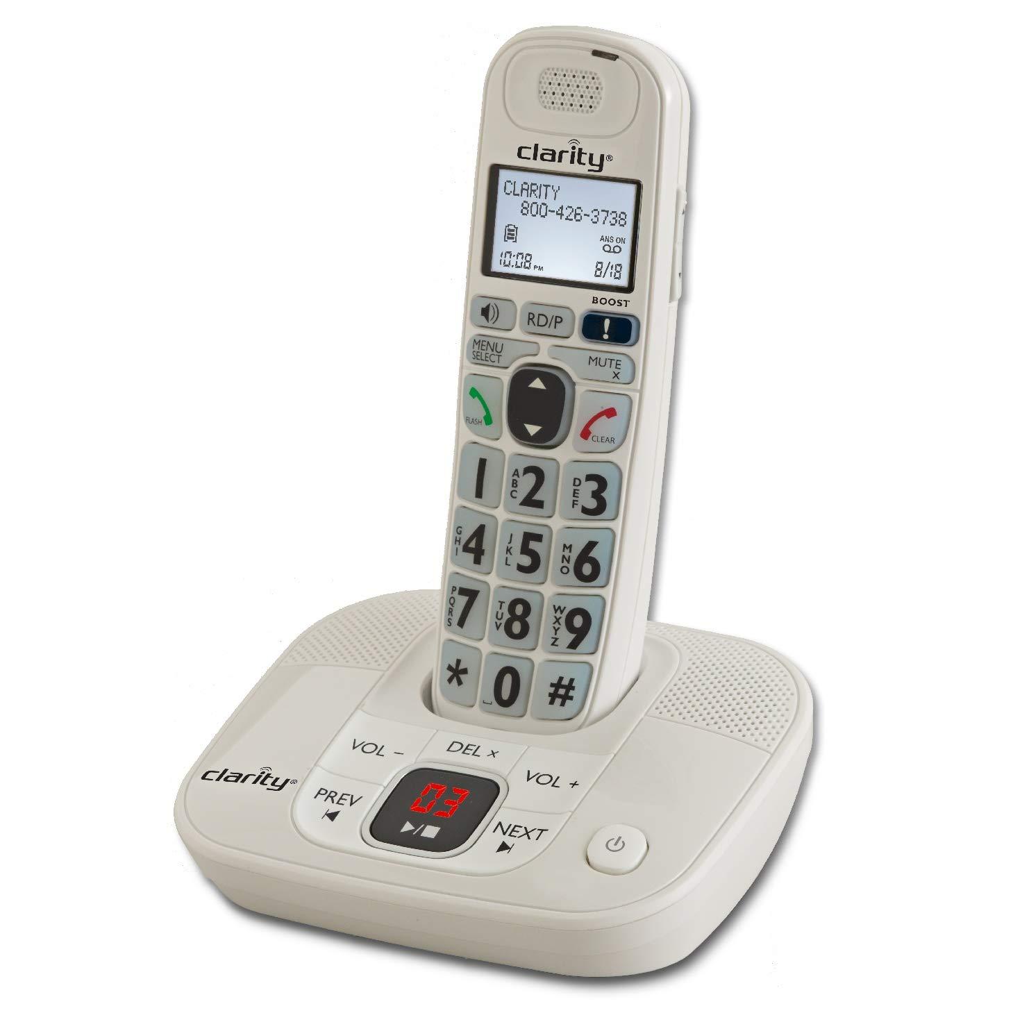 Plantronics D714 W/ Answering Machine Plantronics Canada 53714 Phone Systems