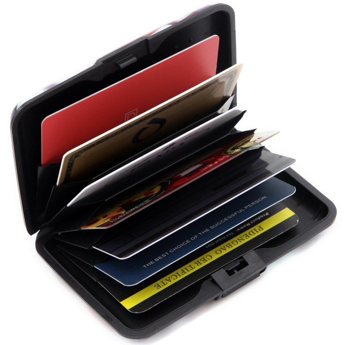 Latest Aluminum RFID Blocking Credit Card Holder for Men & Women ...