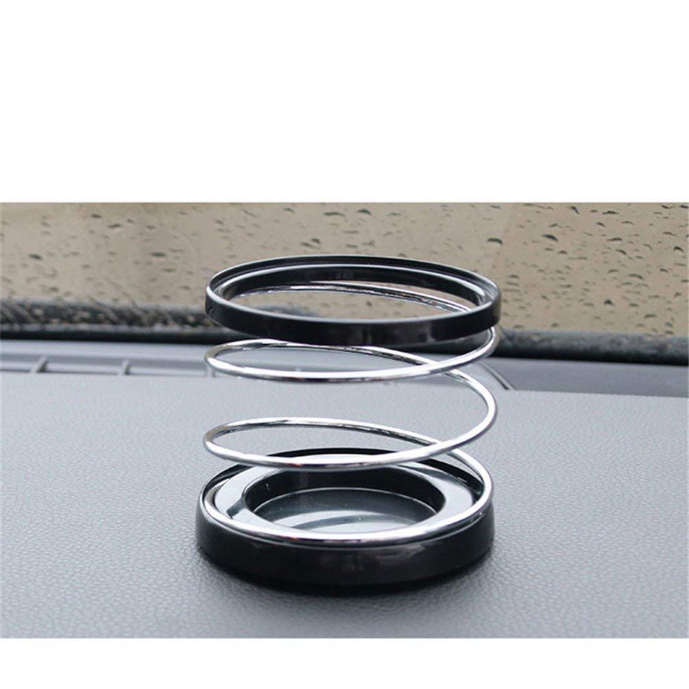 TAOHOU Porte-gobelet pour Porte-gobelet pour Voiture Porte-gobelet pour Voiture Support de Fixation pour Ventilateur da/ération Noir