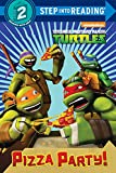 Pizza Party! (Turtleback School & Library Binding Edition) (Step Into Reading: A Step 2 Book (PB))