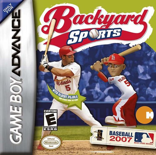 Ata Baseball Game - Backyard Sports Baseball 2007