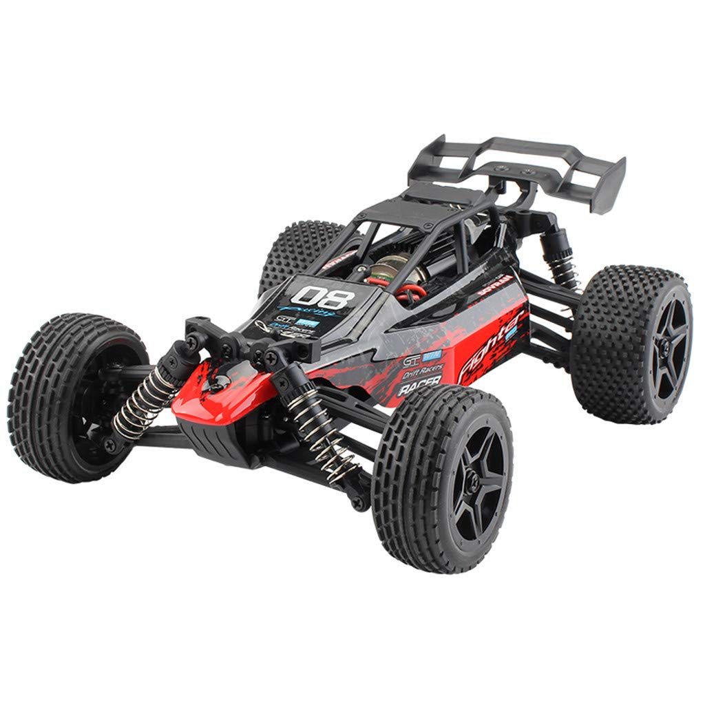 ASfairy G171 1:16 2.4G 4WD Scale Large RC Cars 36km/h+ Speed | Boys Remote Control Car Monster Truck Electric | All Terrain Waterproof Toys Trucks for Kids and Adults by ASfairy (Image #4)