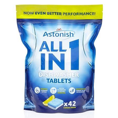 Pregunta en 1 limón pastillas para lavavajillas de 4 1280,16 cm s ...