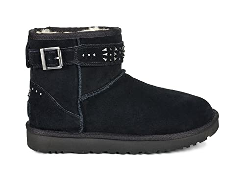 E Ugg it Amazon Stivali Scarpe Black Borse Jadine rqwYHxqf